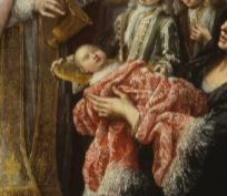 Birth of Charles Edward