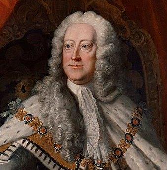 George II becomes king